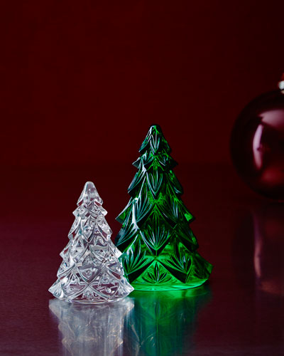 Crystal Christmas Trees