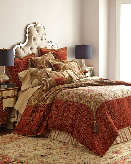 Dian Austin Couture Home King Mediterrane Duvet Cover