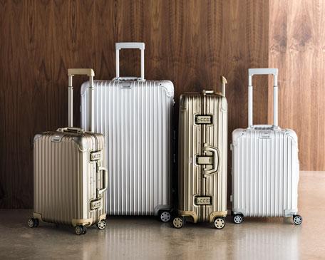 Topas Silver Beauty Case