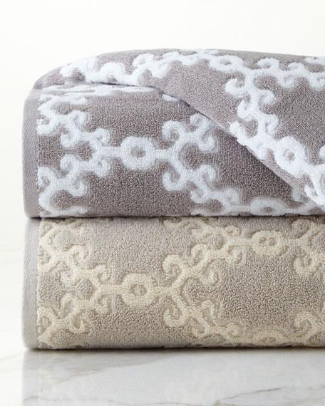 Totem Bath Towel
