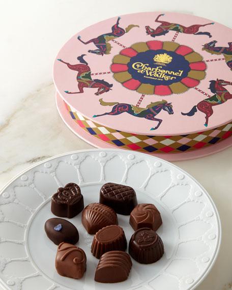 Charbonnel ET Walker Carousel Milk Chocolates