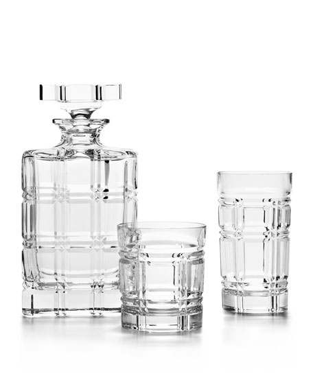 Ralph Lauren Greenwich Double Old-Fashioneds, Set of 2