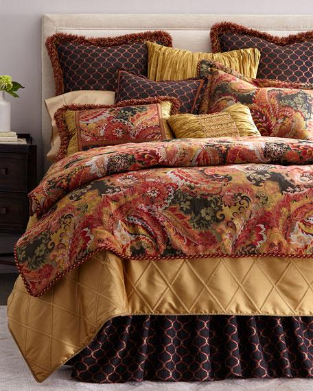 Austin Horn Classics King Royale 3-Piece Comforter Set