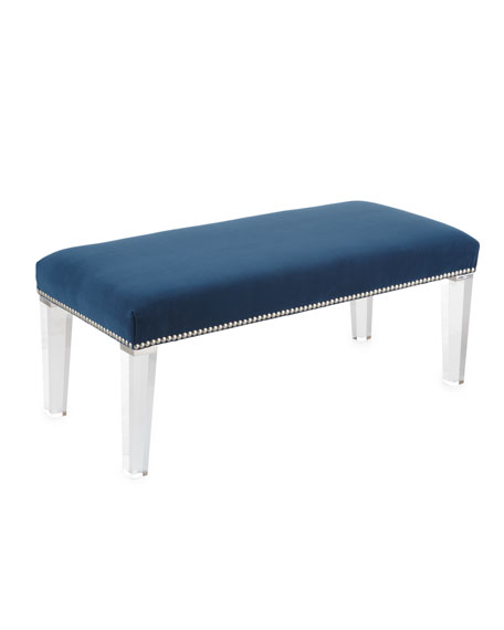 """Water's Edge 60""""L Bench"""