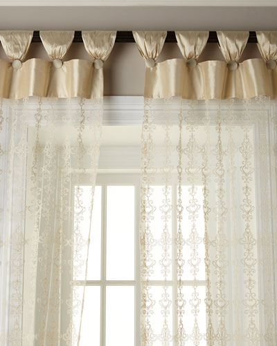 Luxury Curtains Amp Curtain Hardware At Neiman Marcus