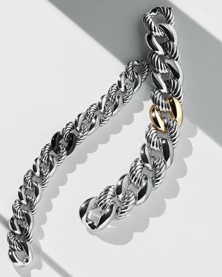 David Yurman Bracelet with Black Onyx