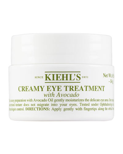 Creamy Eye Treatment with Avocado NM Beauty Award Finalist 2014