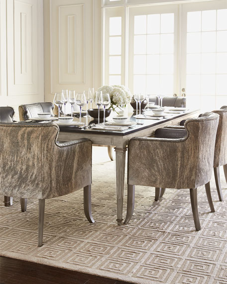 Old Hickory Tannery Manchester Dining Table amp Pippin  : NM 68PAmu from www.neimanmarcus.com size 456 x 570 jpeg 70kB