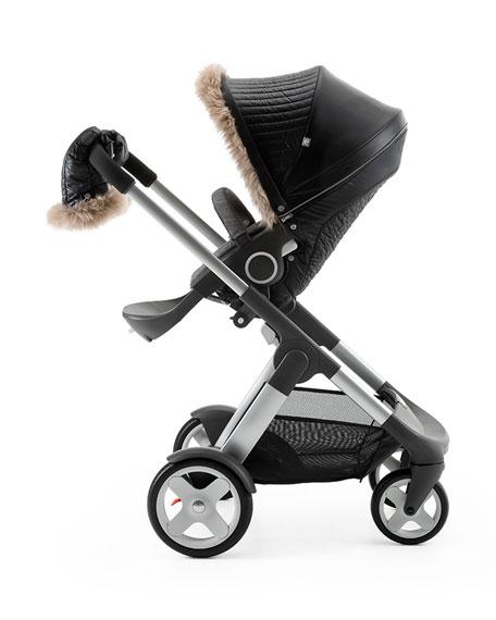 Xplory® Stroller w/ Parasol, True Black