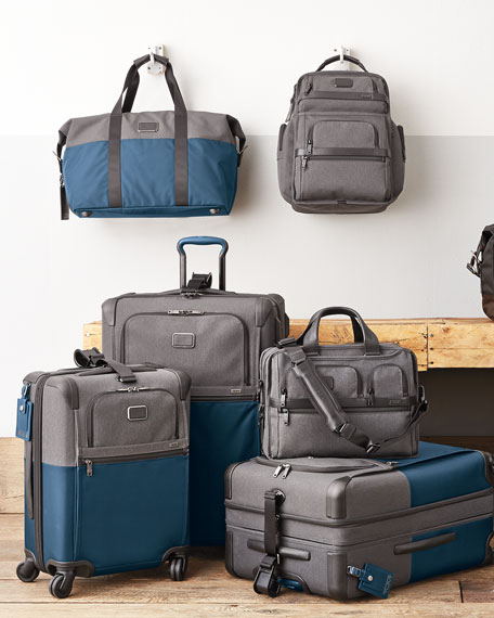 Tumi Alpha 2 Anthracite T-Pass Business Class Brief