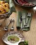 Taos Twist Flatware Stand