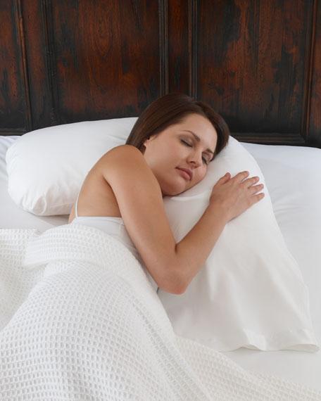 """King Down Pillow, 20"""" x 36"""""""