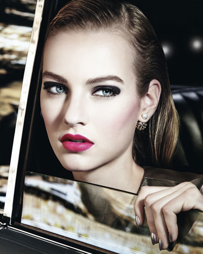 Love this Holiday Look from Dior for 2015