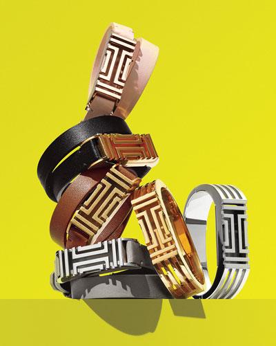 Tory Burch Fitbit-Case Bracelets