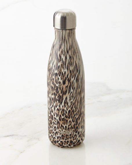 S'well Khaki Cheetah 25-oz. Reusable Bottle