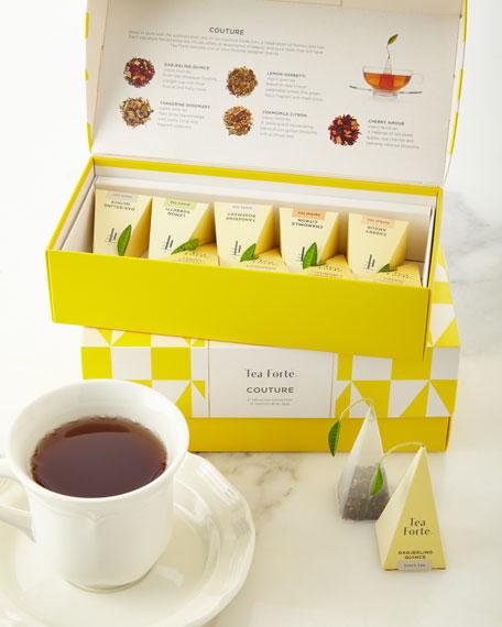 Tea Forte Couture Collection Tea in Presentation Box