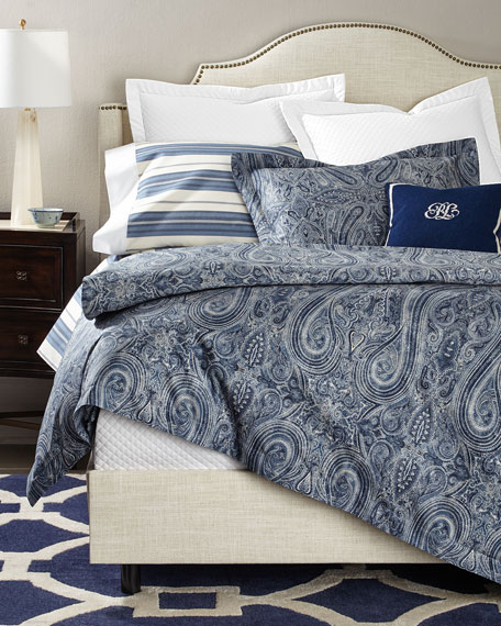 Ralph Lauren King Allister Duvet Cover