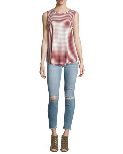 Current Elliott Clothing Jeans Amp Jackets At Neiman Marcus