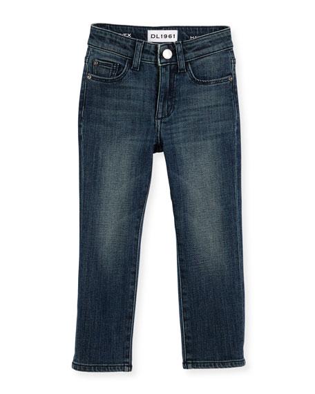 DL1961 Premium Denim Boys' Hawke Stretch Skinny Jeans,