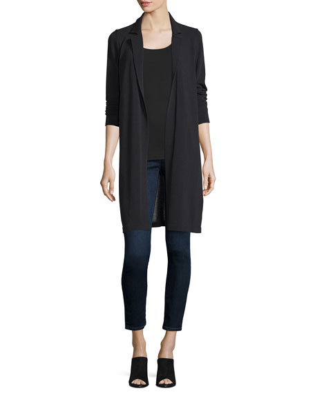Eileen Fisher Fisher Project Long Jacket