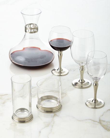 Baccarat Vega Water Glass Olivine