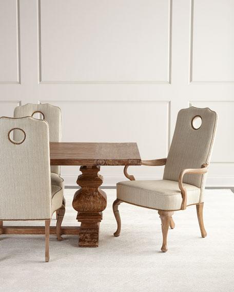 Heatley Pedestal Table