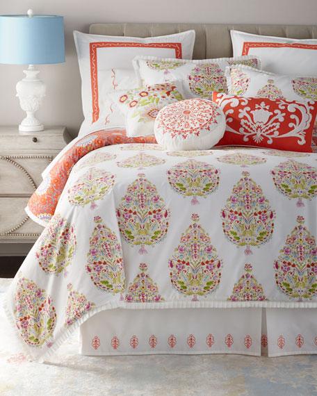 Dena Home King Santana 4-Piece Comforter Set