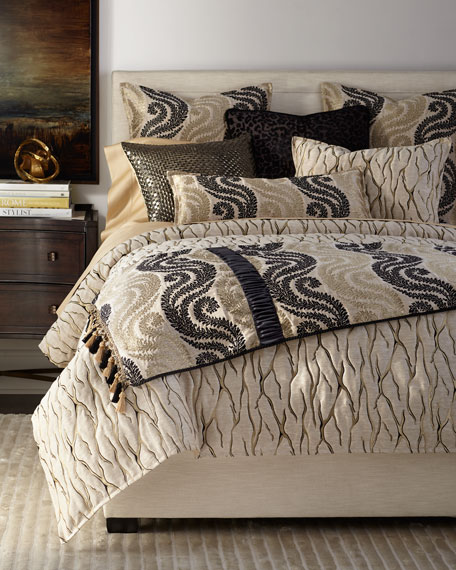 King Carlisle Duvet Cover