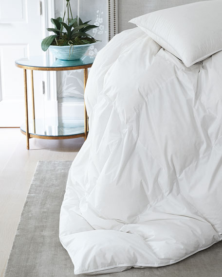 Eastern Accents Haven Light Luxe-Size Down Comforter, King