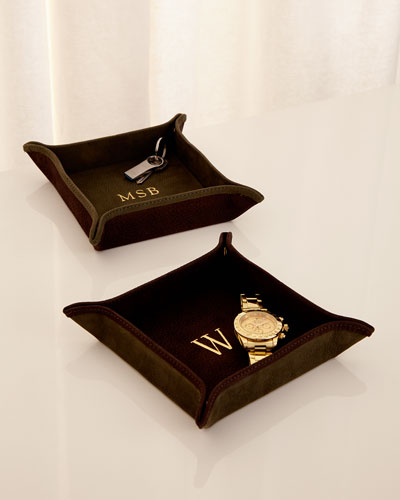 Personalized Valet Trays