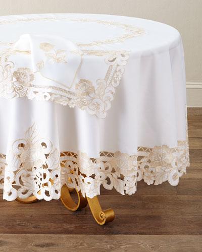 Tallena Tablecloths, Placemats, & Napkins