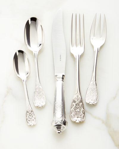 Elysee Sterling Silver Flatware