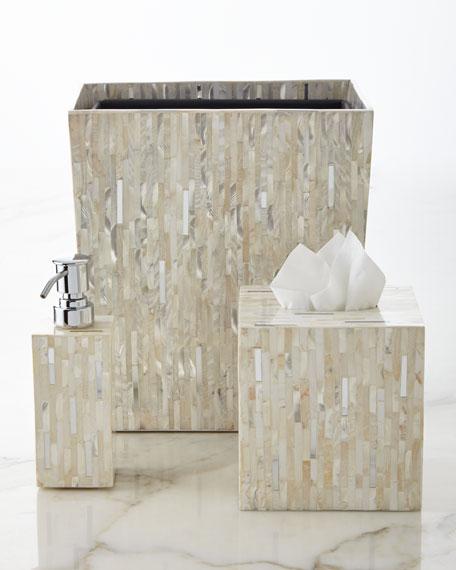 Cortona Vanity Trays, Set of 2