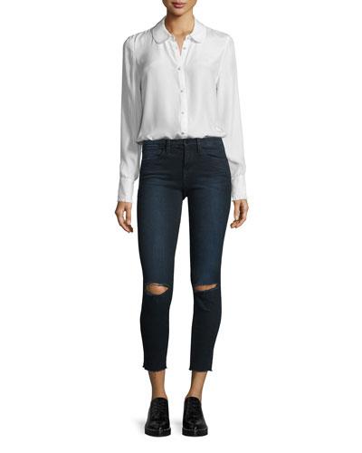 Blouse & Jeans