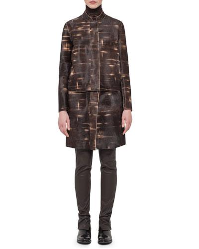 Turtleneck Pants & Coat