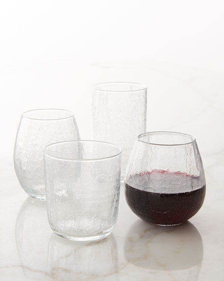 Hugo Stemless White Wine Glass