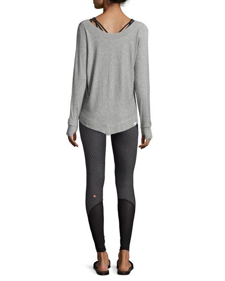 Serenity V-Neck Sweatshirt