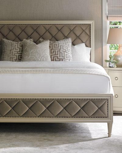 millet king bed
