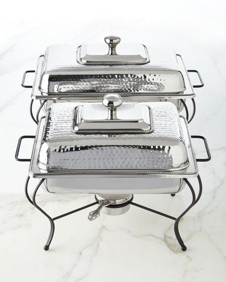 8-Quart Rectangular Chafing Dish