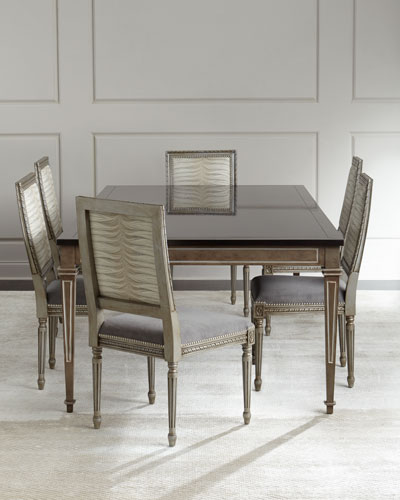 Manchester Dining Table U0026 Avalon Dining Table
