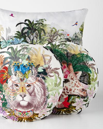 Digitally Printed Pillows