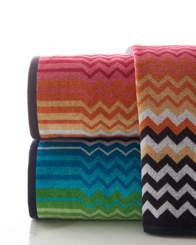 Missoni Home Stan Bath Towel Sheet Hand