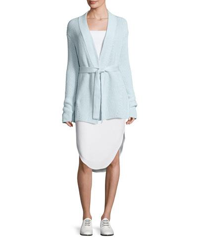 Cardigan & Skirt