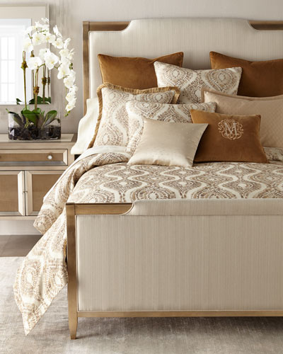 legacy bedding curtains at neiman marcus. Black Bedroom Furniture Sets. Home Design Ideas
