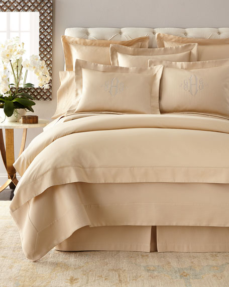 Twin Angelina Pique Coverlet