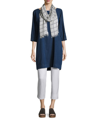 Tencel® Denim Tunic/Dress and Matching Items