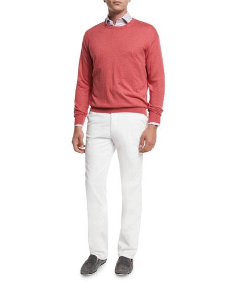 Summer Stripe Sport Shirt