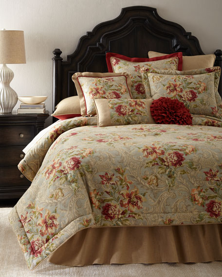 King Fresco 3-Piece Comforter Set