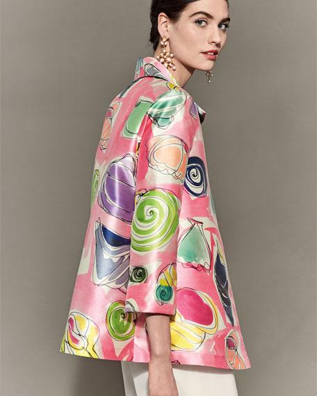 Beachy Keen Printed Lady Jacket, Petite