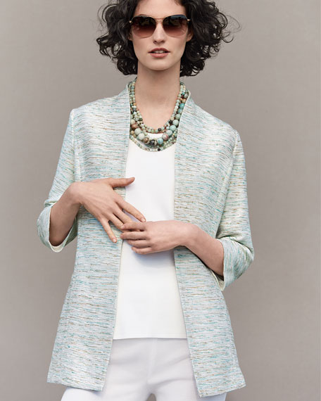 Spring Silver Linings Jacket, Plus Size